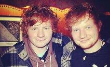 FOTOD: Hämmastav sarnasus! Ed Sheerani teisikul lähevad sarnasuse tõttu kõik suhted lörri: naised on liiga armukadedad