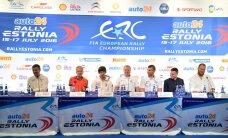 VIDEO: Rally Estonial pakuvad eksootikat Jaapani sõitjad