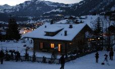 VAATA: Uskumatu luksus: miljardärid veedavad puhkust imelises Šveitsi jõuluparadiisis