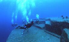 Kohad, kus monumendid vaatavad vastu sügavalt merepõhjast