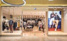 В Эстонии открылся первый в странах Балтии магазин Tommy Hilfiger новой концепции