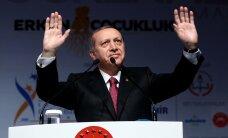 Эрдоган рассказал о желании улучшить отношения с Россией