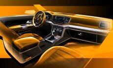 Volkswageni pikap Amarok saab värskema disaini