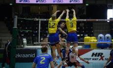 Eesti - Rootsi võrkpall