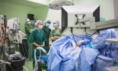 Operatsioon oli tudengite jaoks päeva nael.