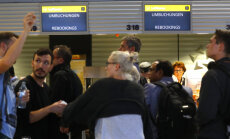 Забастовка в аэропортах Германии грозит массовой отменой рейсов