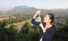 Laura ja Marguse videoblogi: õnnelinnud Luang Prabangis