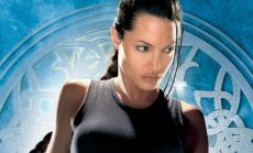 Angelina Jolie (as Lara Croft)