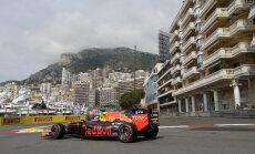 Ricciardo sõitis Monaco vabatreeningute kiireima ringiaja