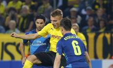 Dortmund ja Arsenal võistlustules