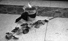 """Сегодня поминают жертв крушения парома """"Эстония"""" в 1994 году"""