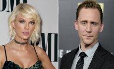 FOTOD: Uus kuum paar? Värskelt vallaline Taylor Swift ja Tom Hiddleston tabati suudlemast