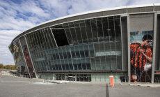 Donbas Arena Donetskis