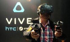 HTC virtuaal-reaalsuse seade Vive alustab maailma vallutamist Hiina internetikohvikutest.