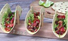Как приготовить мексиканские тако?