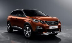 Peugeot esitles uut linnamaasturit 3008