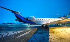 Nordic Aviationi lend Vilniusest hilineb, Oslo lend tühistati