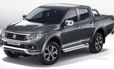 Fiat Fullback jõuab järgmisel kuul müügile