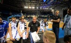 OTSE DELFI TV-s: Eesti korvpallikoondis jätkab kodust turniiri tugeva Iisraeli vastu