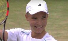 Kenneth Raisma Wimbledoni turniiril