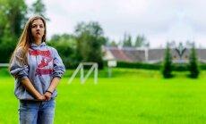 CONTRA MORTEM: Keegi ei julgenud loota, et Eliis Paasist nii tubli tüdruk kasvab.