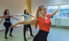 Stripp-tantsu trenni eksperiment