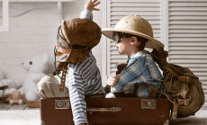 Lastega reisides dokumendid korda