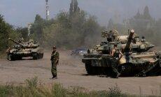 Ukraina julgeolekunõukogu: Ukrainas viibib kuni 15 000 Vene sõjaväelast ja võitlejat, neid saabub juurde iga päev