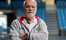 Portugali korvpallikoondise treening