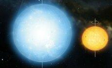 Suur täht 5000 valgusaasta kaugusel on ümaraim keha, mida kunagi mõõdetud