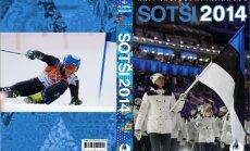 Olümpiaraamatu taga- ja esikaas