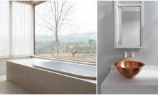 FOTOD: 10 üliminimalistlikku vannituba, mis tõestavad, et vähem on rohkem!
