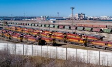 EVR Cargo saadab Eestis tööta jäänud vedurid naabrite juurde