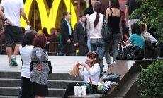 Venemaal tehti algust McDonald'site sulgemisega