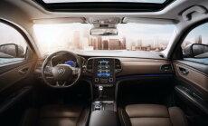 Universaalkerega Renault Talisman: justkui ratastel telefon