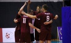 Läti võrkpallikoondis