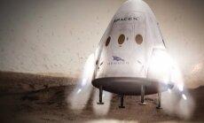 Lubadus on võimas: SpaceX lennutab raketi Marsile juba aastal 2018
