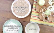 Любимая всеми закуска: приготовим золотистые жареные луковые колечки в духовке