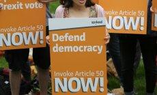 Brexiti tõestus: vähe haritud inimeste otsus ei peaks olema siduv