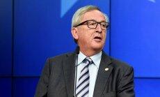 Jean-Claude Juncker enda sõnul kriitikast ei hooli ja ametist lahkumiseks asju pakkida ei kavatse.