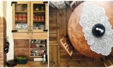 FOTOVÕISTLUS: Vana mõisahoone restaureeritud köök