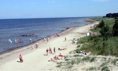 Puhkus Liivi lahe rannal, Läti - Eesti rannaprojekt