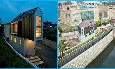 Nutikalt disainitud maja mahub ka sinna, kus ruumi väga vähe