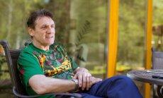 """Valdemaras Chomičius ütleb, et on pärast karjääri lõppu hakanud korvpalli veelgi rohkem armastama. """"Olen justkui prillid eest võtnud ning korvpall on minu jaoks veel ilusamaks ja huvitavamaks muutunud,"""" sõnab ta."""