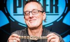 Kahekordne pokkeri maailmameister tuleb Eestisse