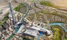 FOTOD JA VIDEO: Dubai uusarendus Meidan One purustab vähemalt viis maailmarekordit