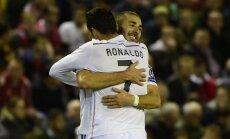 FOTOD: Real alistas Liverpooli 3:0, Arsenal võitis Anderlechti üleminuti väravast
