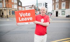 Brexit paneb panku Londonist lahkuma