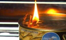 Rakett69 VIDEO: Kuidas sprotikarbist küünalt meisterdada?