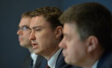 Taavi Rõivas: osapooled jõudsid leppe teksti läbiarutamisega lõpuni, homme jätkame eelarvega
